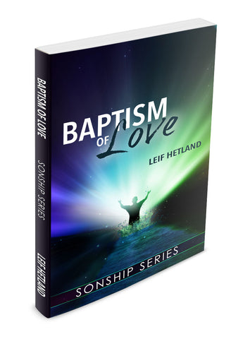 Baptism of Love Book