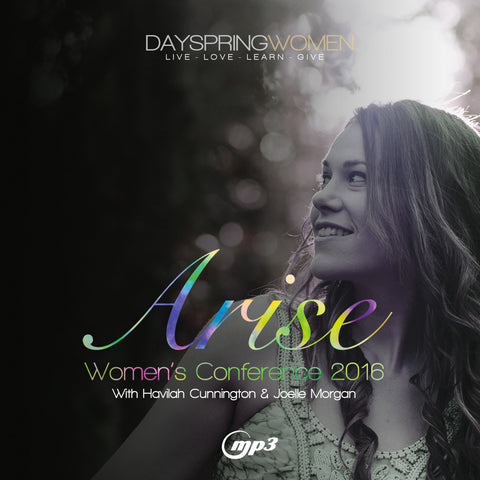 ARISE Conference - All Sessions MP3 Disc 2016 *sale