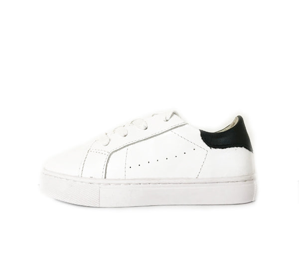 SCOUT II- WHITE/BLACK