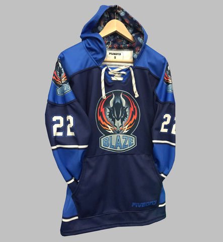 Blaze Blue Hoodsey No's 1 to 22