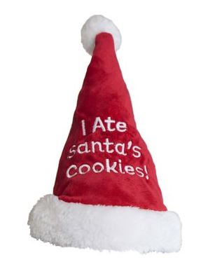 Outward Hound - I Ate Santa's Cookies Hat