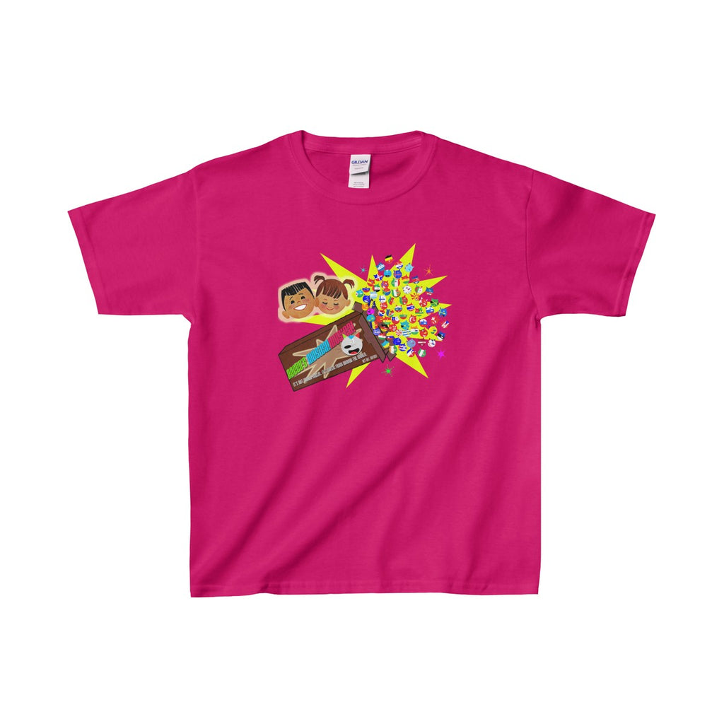 Rocco's Gato Nation Bigger Kids Heavy Cotton™ Tee