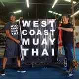 West Coast Muay Thai Banner