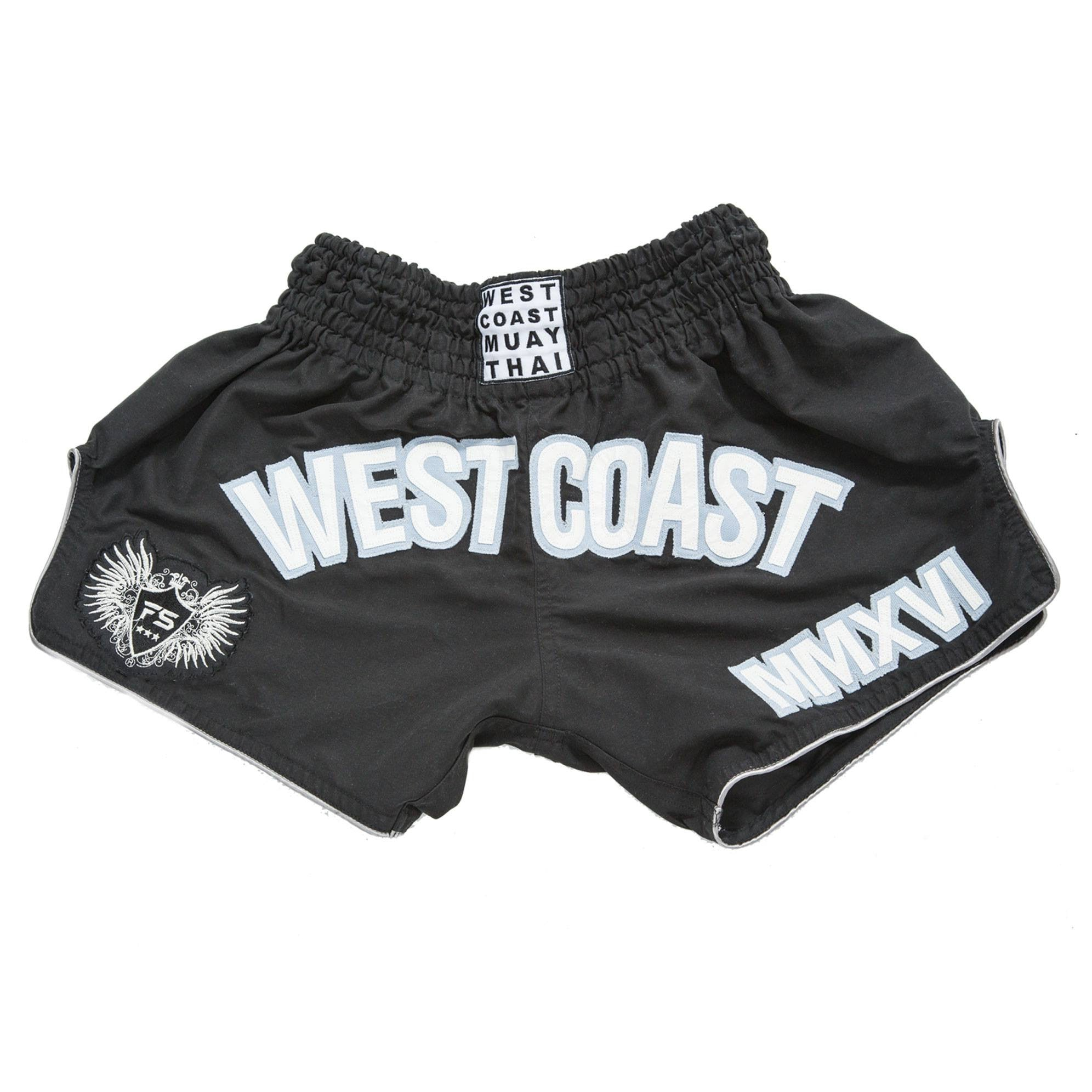 WCMT Youth Thai Short-Black