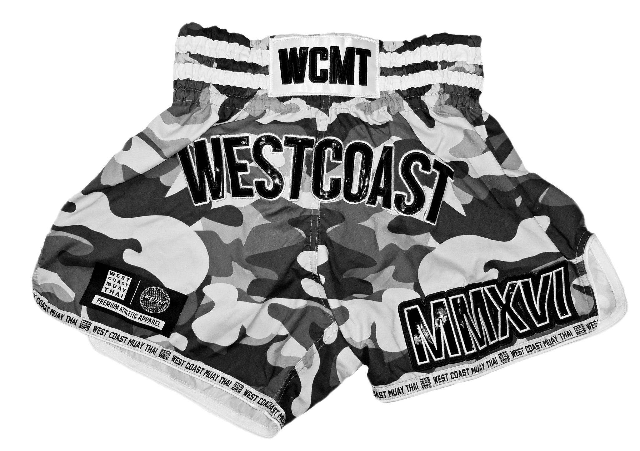 WCMT Thai Short-Urban Camo