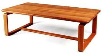 Sun Company 6044 Coffee Table