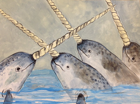 Narwhal pARTy