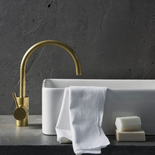 Icon Bathroom Tapware Collection