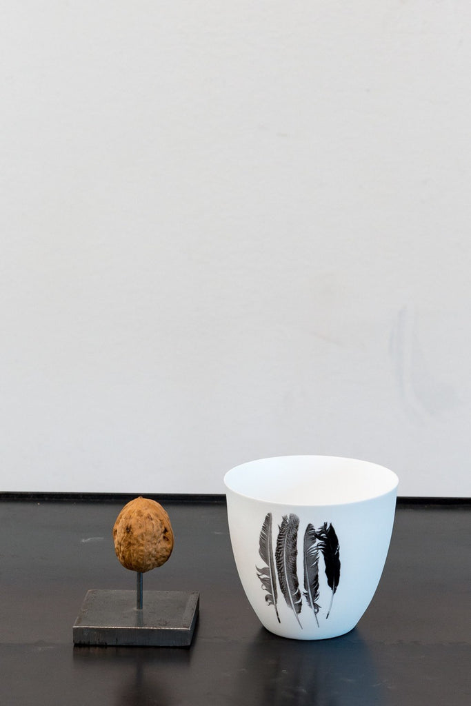 Object - Porcelain Cup With Different Prints