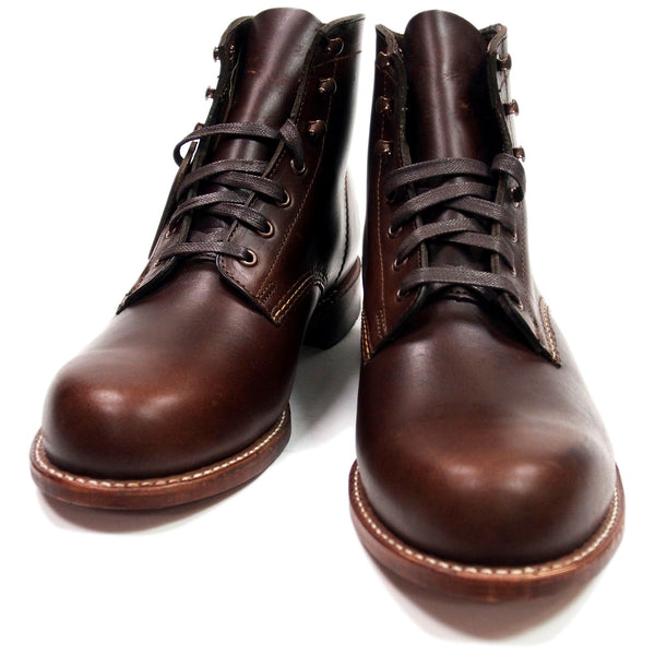 Wolverine 1000 Mile Boots - Brown - Made in USA