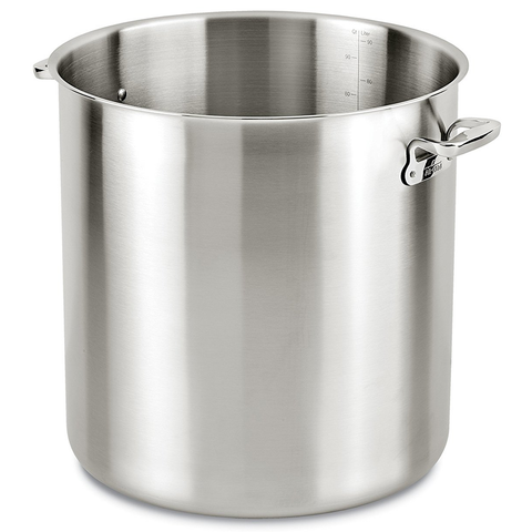 ALL-CLAD STAINLESS STEEL 100-QUART STOCK POT