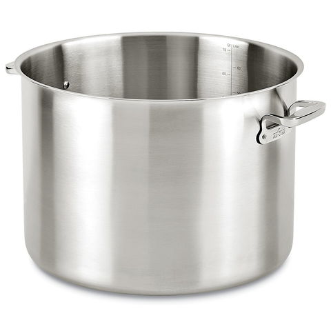 ALL-CLAD STAINLESS STEEL 75-QUART STOCKPOT