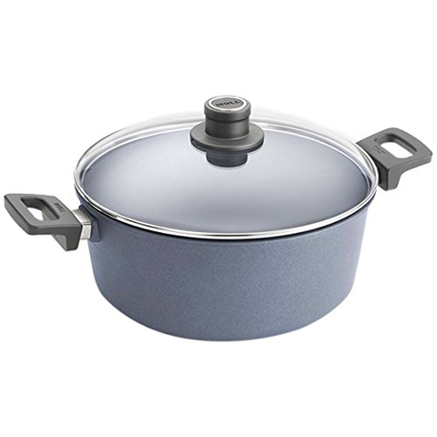 WOLL DIAMOND PLUS INDUCTION 3.2-QUART STOCK POT WITH LID