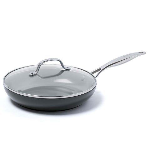 GREEN PAN VALENCIA PRO CERAMIC 10'' NON-STICK COVERED FRY PAN