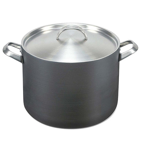 GREEN PAN PARIS PRO CERAMIC 8-QUART NON-STICK COVERED STOCKPOT