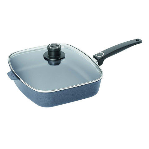 WOLL DIAMOND LITE 10.5'' X 11.75'' INDUCTION RECTANGULAR FRY PAN WITH LID