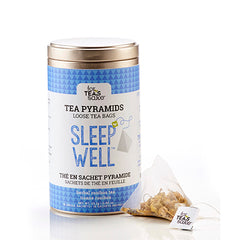 Sleep Well - Rooibos Tea | Tea Pyramids
