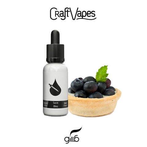 Craft Vapes – Sacrè Bleu