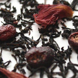 Black Forest Berry Organic Loose Leaf Tea