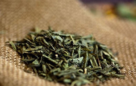 Organic Panfired Green Tea
