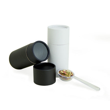 Canistar Tea- handmade rice paper food safe container