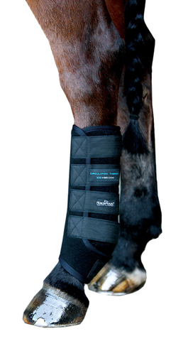 Ice-Vibe Circulation Therapy Boots | HorseFit NZ