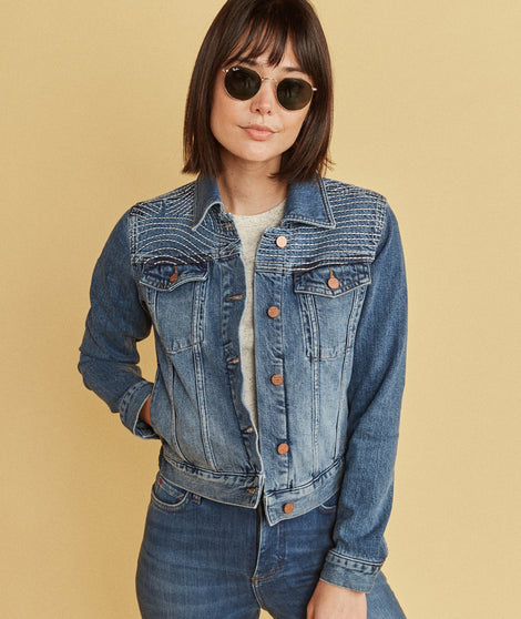 Eileen Denim Jacket