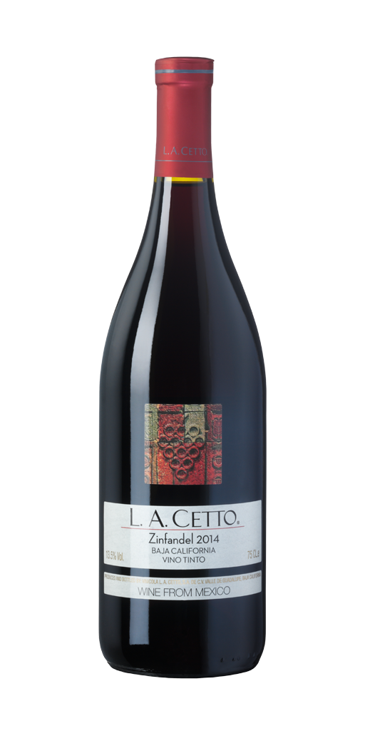 L.A. Cetto Zinfandel 2015 - Chaivallier