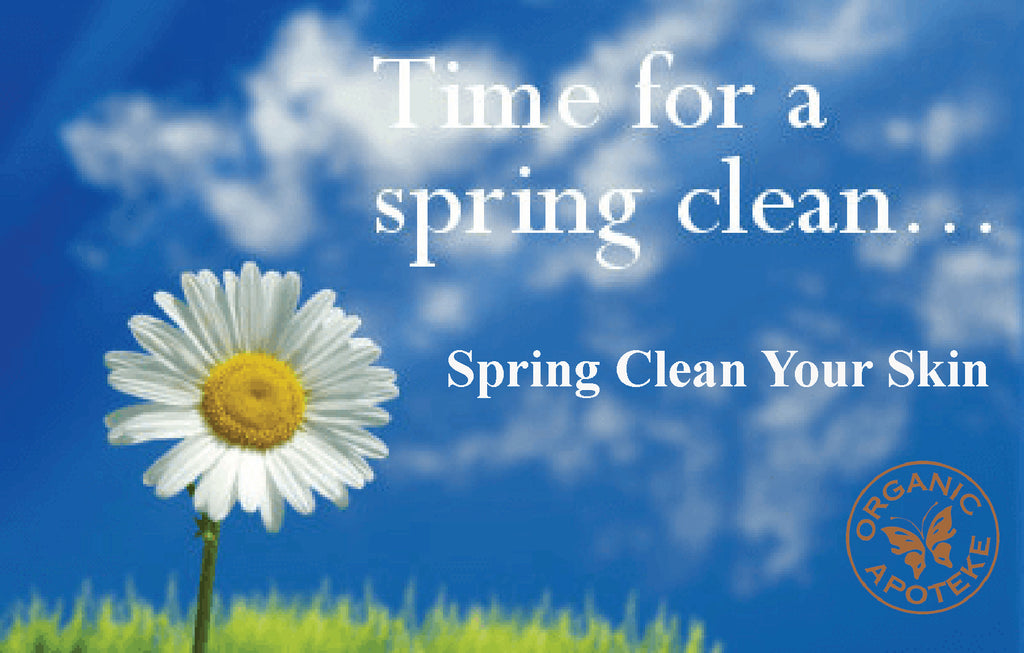 Spring Clean Your Skin