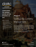 BBCG.03.08.AX2012.2.PDF: Configuring Currency Management within Dynamics AX 2012 - Second Edition (Digital)