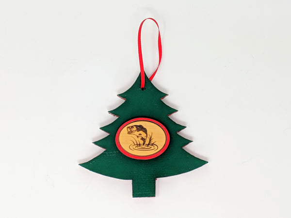 Opinicon Retro Wooden Ornaments