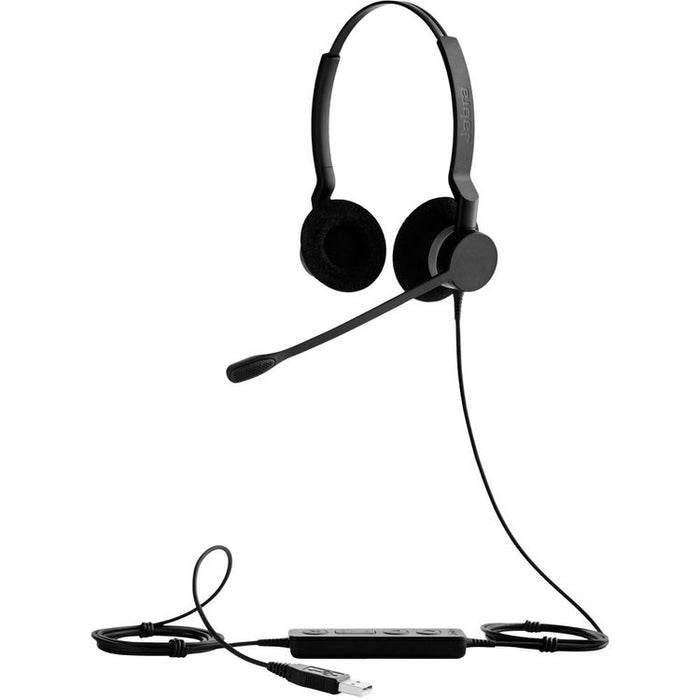 Jabra Biz 2300 USB UC Duo Headset 2399-829-109