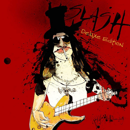 Slash [Deluxe Edition] (2 CD & DVD)