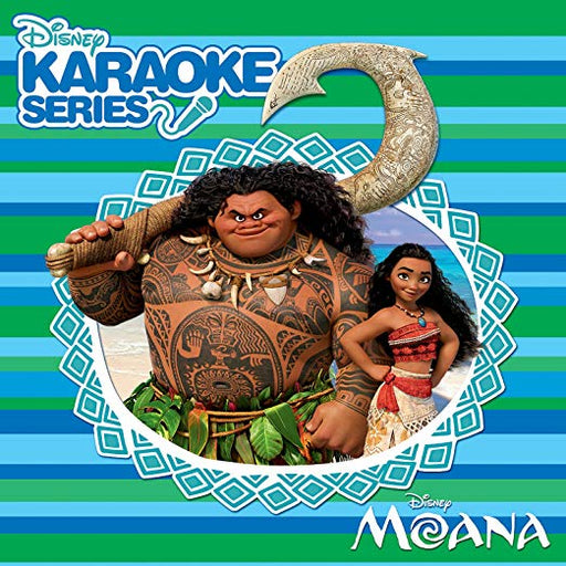 Disney Karaoke Series: Moana (CD)