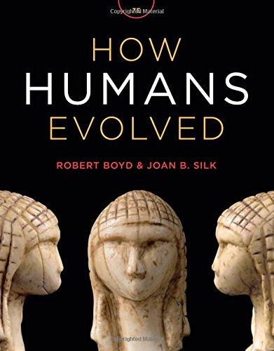 How Humans Evolved (Seventh Edition) [Paperbacl]