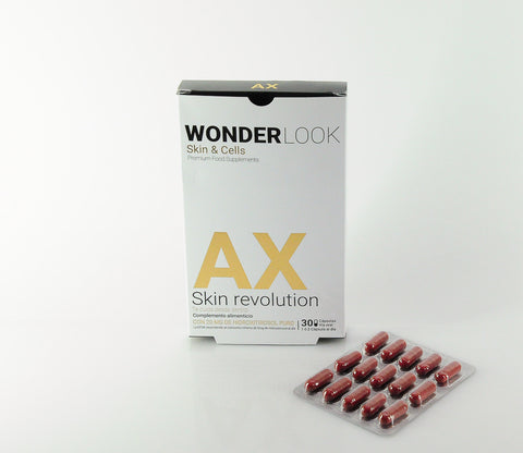 Wonder Look AX 30 cápsulas.