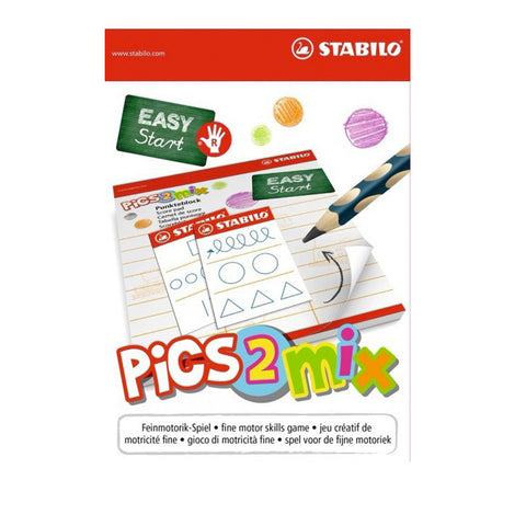 Pencil Activity Set - Pics2Mix
