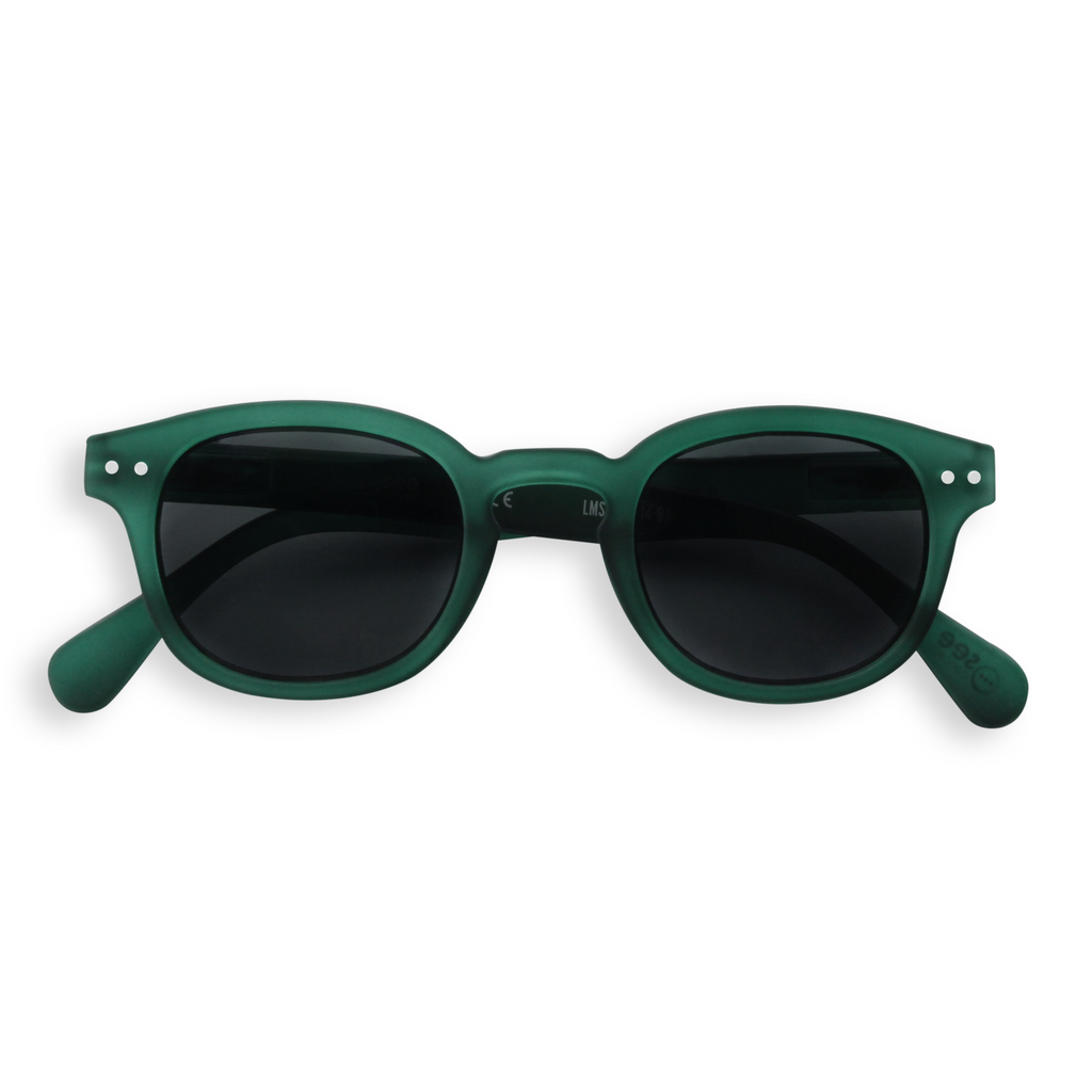 Sunglasses - C - Green Crystal