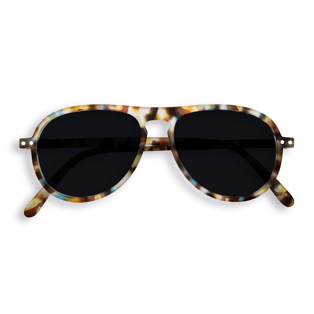 Sunglasses - I - Blue Tortoise