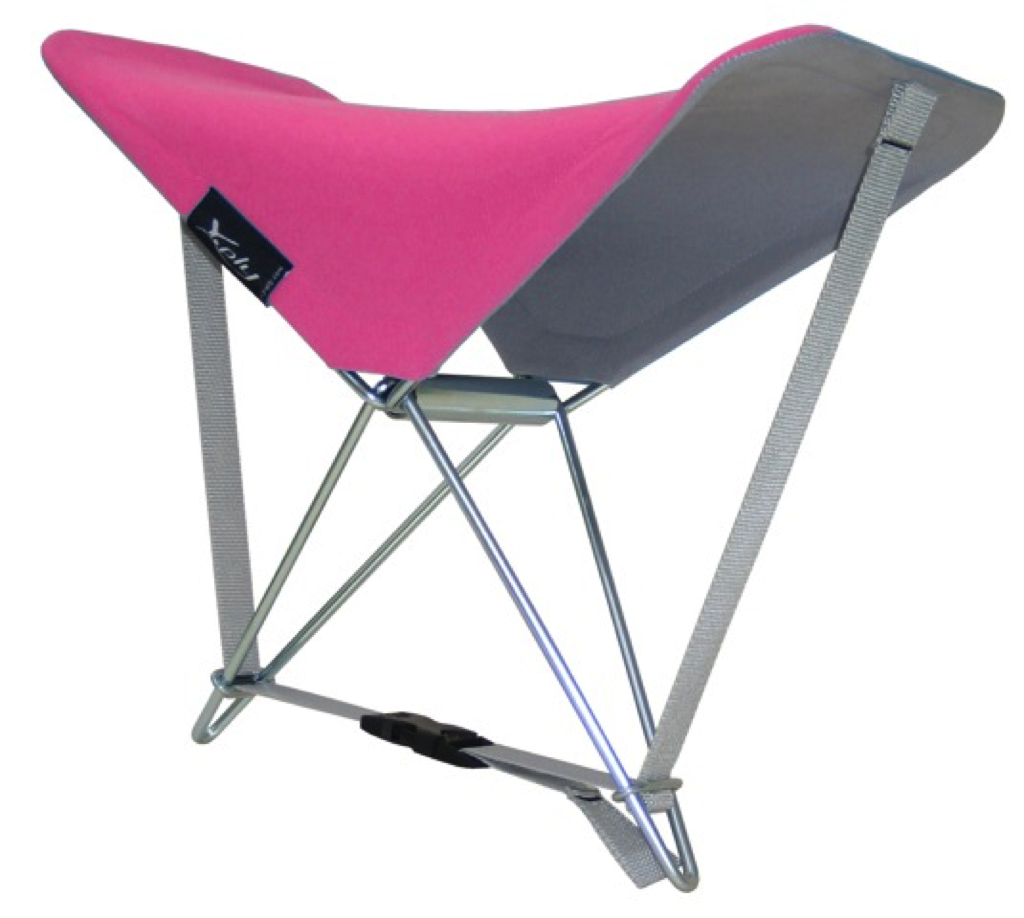 Fritsch-Durisotti Back & Head Rest - Pink