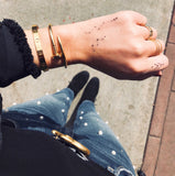 INKED by dani Temporary Tattoos - Constellation