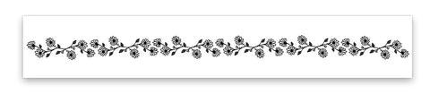 INKED by dani Temporary Tattoos - Floral Choker (3 pack)