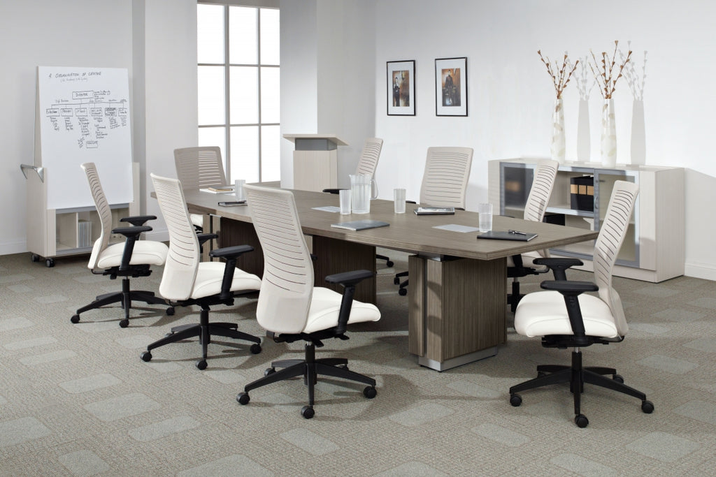 Desks Zira Conference Table - Office Furniture Heaven
