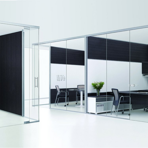 Wall ALUR Glass Wall - Office Furniture Heaven