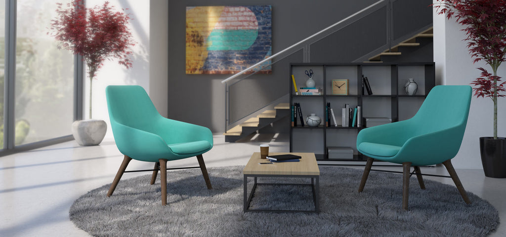 Chairs Lilly - Office Furniture Heaven