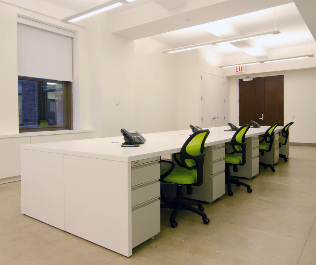 Systems OFH Bench Desking - Office Furniture Heaven