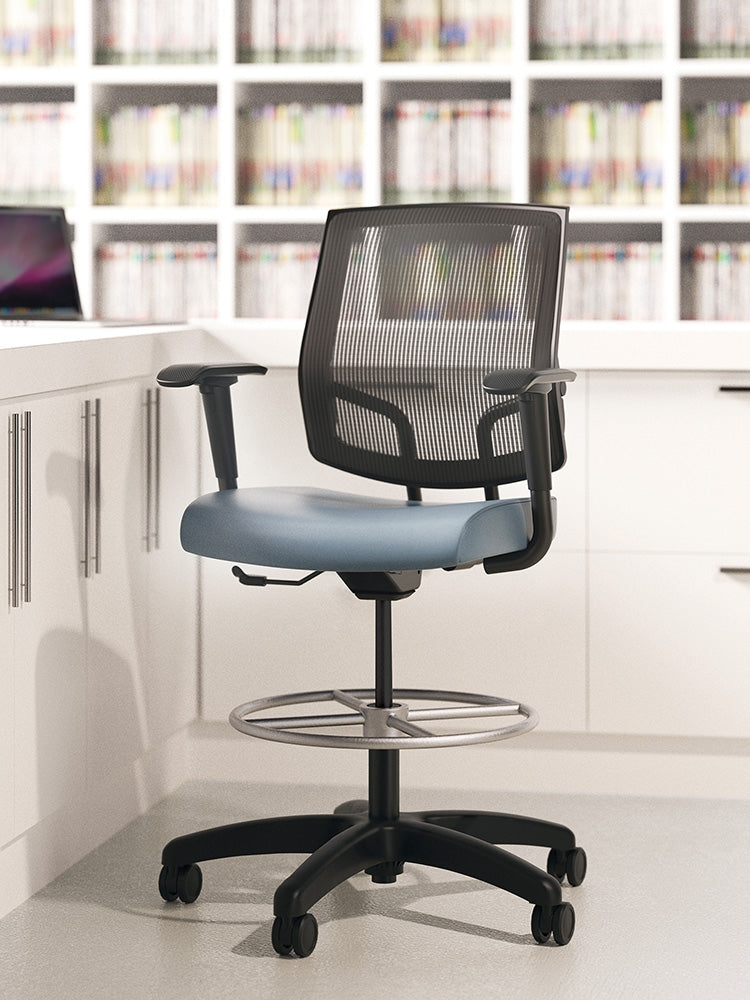 Chairs Focus Chair - Office Furniture Heaven