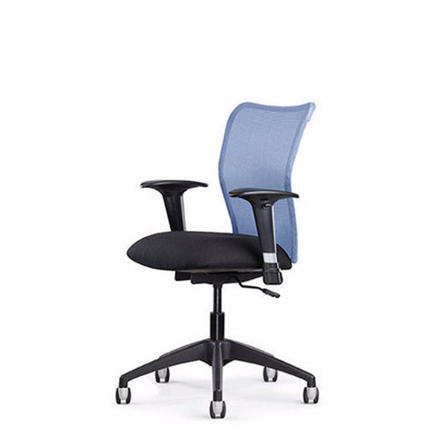 Chairs Inertia Mid Back Task Chair - Office Furniture Heaven