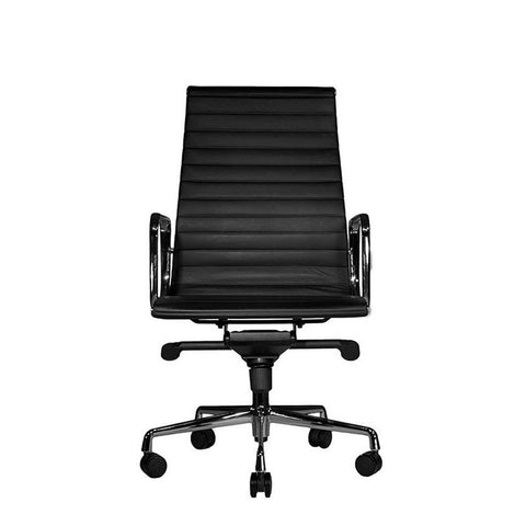 Chairs Reed Highback Chair - Office Furniture Heaven