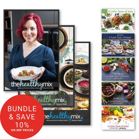 Mega Bundle - All 8 Cookbooks